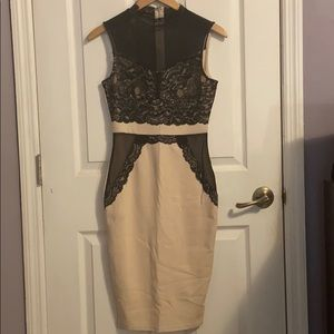 Forever21 sexy see through dress
